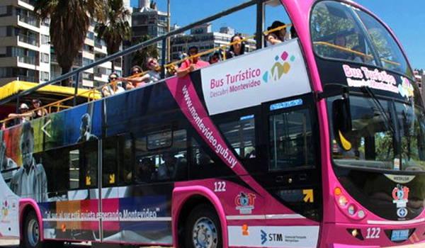 bus turistico montevideo