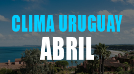 clima uruguay abril