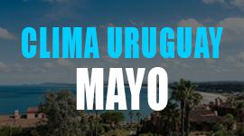 clima en uruguay en mayo