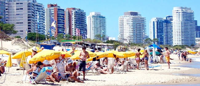 clima de uruguay para conocer sus playas