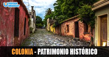 colonia una ciudad histórica