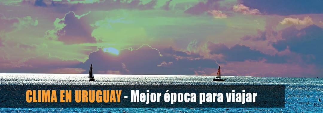 clima en uruguay