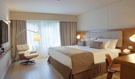 habitación hotel dazzler montevideo