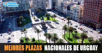 plazas nacionales de uruguay