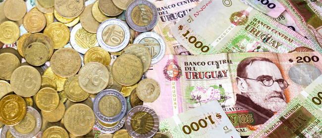moneda de uruguay