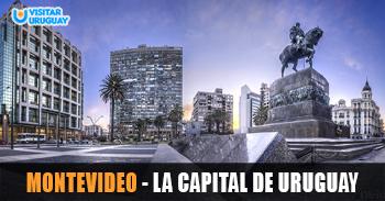 viajar a montevideo capital de uruguay