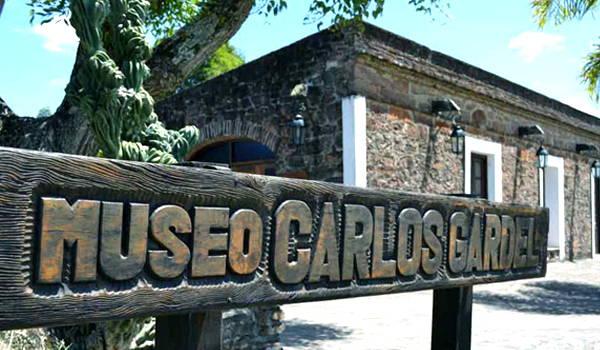 museo carlos gardel uruguay