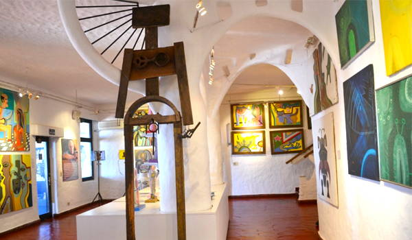 museo casapueblo punta del este