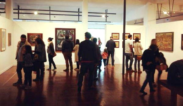 museo nacional de artes visuales uruguay