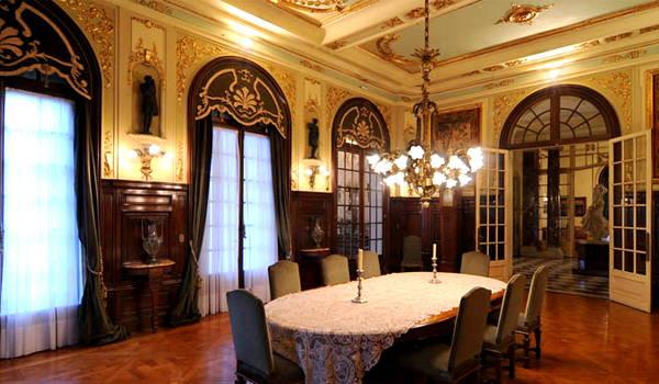 palacio taranco uruguay
