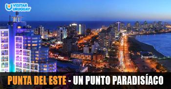 punta del este punto paradisíaco de la costa uruguaya