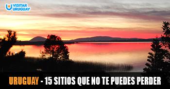 sitios que ver en uruguay