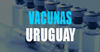 vacunas obligatorias para viajar a uruguay