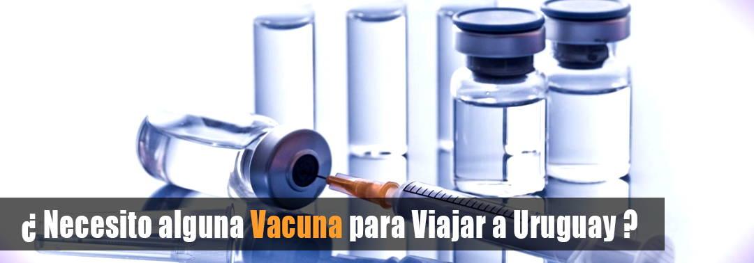 vacunas para viajar a uruguay