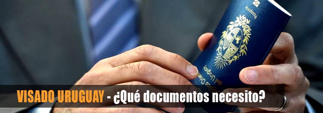 visado uruguay