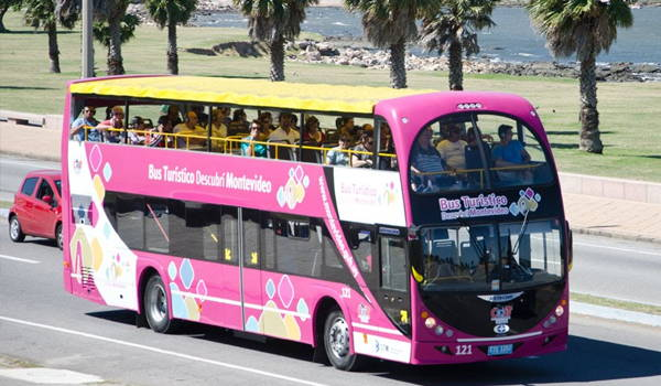 bus turistico de montevideo