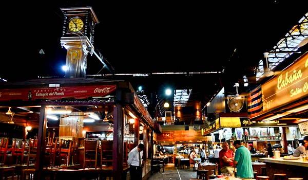 ▷ Mercado del Puerto de Montevideo ¿Que Comer y Como Llegar?