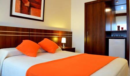 habitación hotel américa