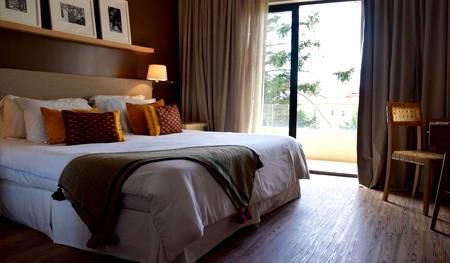 habitación hotel cottage