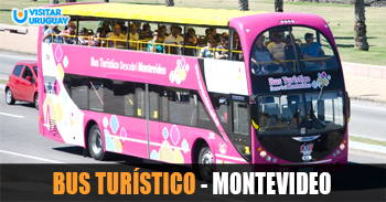 bus turístico - montevideo