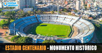 estadio centenario - montevideo