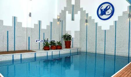 hotel lafayette piscina