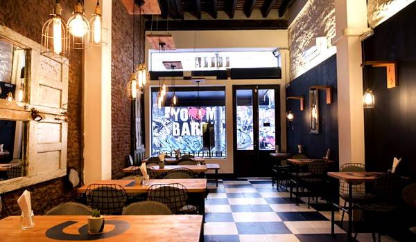 restaurante peatonal sarandi - lucca