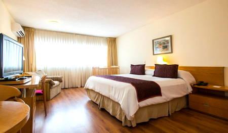habitación armon suites hotel