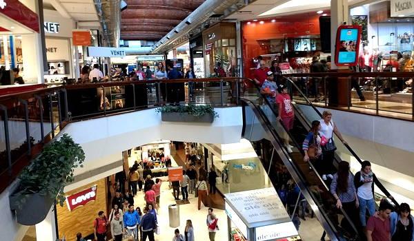 montevideo shopping interior