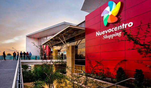 nuevo centro shopping