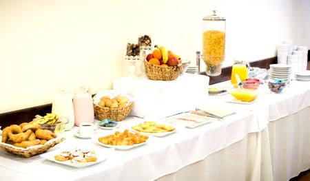 desayuno ermitage hotel