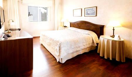 habitación ermitage hotel