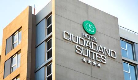 ciudadano suites hotel