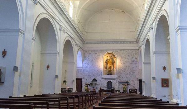 basílica del santisimo sacramento colonia