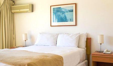 habitación casa del sol hotel y restaurante