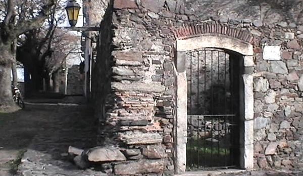 casa del virrey en colonia del sacramento