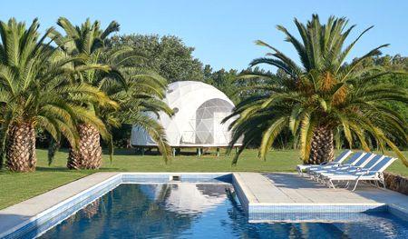 piscina casa los jazmines