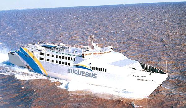 viajar a colonia desde buenos aires en barco