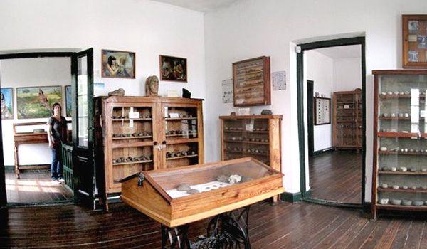 museo indígena en colonia del sacramento