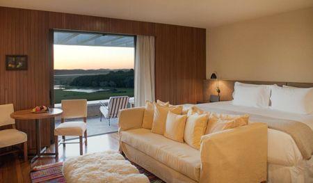 habitación hotel fasano en punta del este
