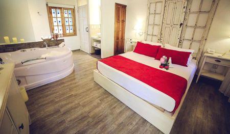 habitación villa toscana boutique hotel