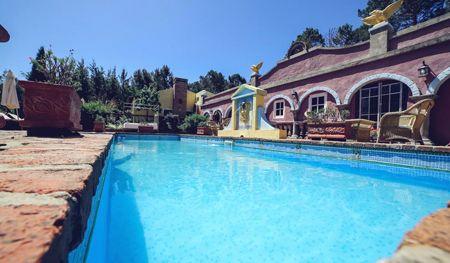 piscina villa toscana boutique hotel