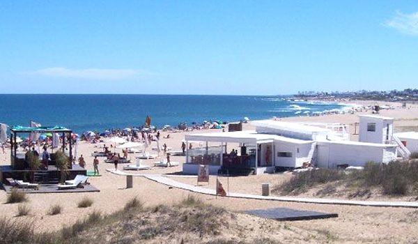 bikini beach punta del este