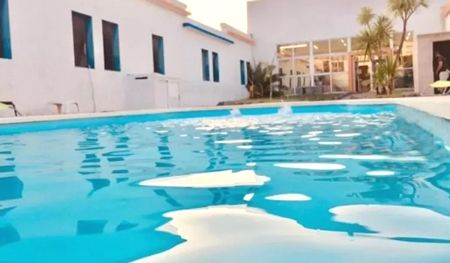 piscina Piriápolis Hostel & suites